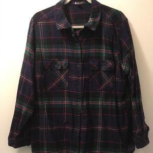 Roamans Flannel Shirt